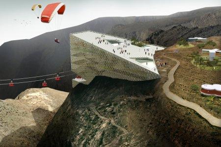 جبل جيس في رأس الخيمة