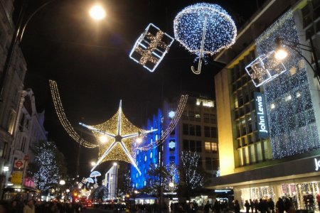 احتفالات رأس السنة في لندن