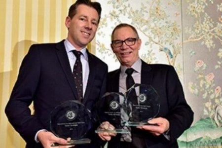 جوائز من جلوبال ترافلر