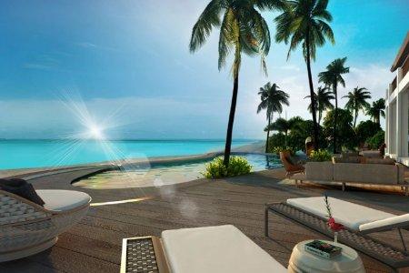 فورسيزونز تفتتح أول جزيرة خاصة في فوافاه با أتول المالديف