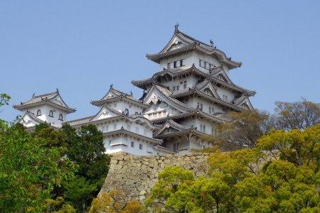 قلعة هيميجي والسياحة في اليابان