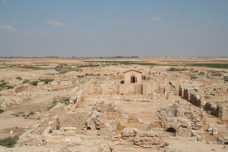 أبو مينا الأثرية في الإسكندرية