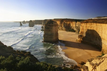 صخور الحواريين في أستراليا