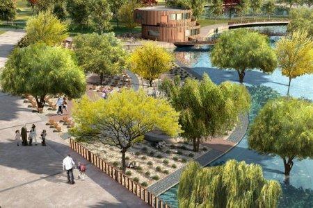 أكبر حديقة عامة في دبي