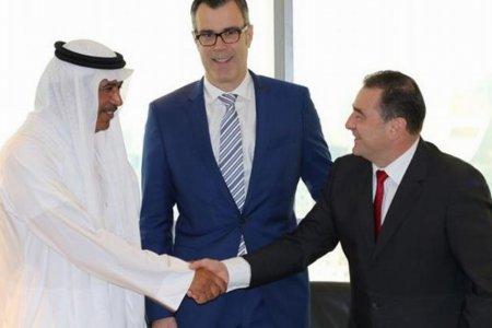 عقدا مع شركة كاران لخدمات الخليج
