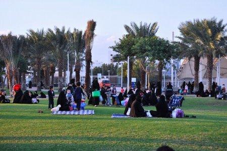 حديقة نسائية في جدة