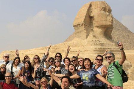 السياحة الروسية فى مصر
