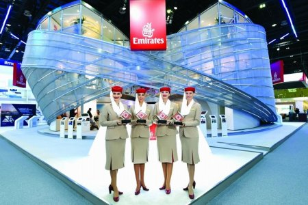طيران الامارات أفضل ناقلة جوية عالميا من بيزنس ترافيلر