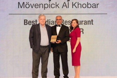 مطعم مهراجا ڤنيت لقب أفضل مطعم هندي
