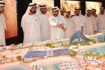 مشروع مرسى العرب