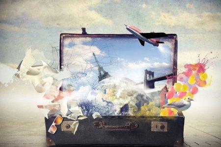نصائح لتنظيم محتويات الحقيبة اثناء السفر