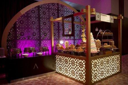 قاعة كونستلايشن بفندق مرسى دبي