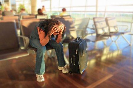 متاعب السفر