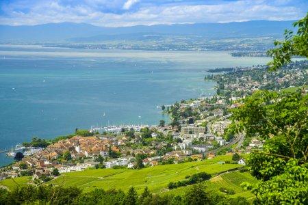 أجمل المناظر الطبيعية في سويسرا