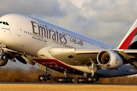 طيران الإمارات تحصل على المركز الرابع عالمياً في قائمة سكاي تراكس