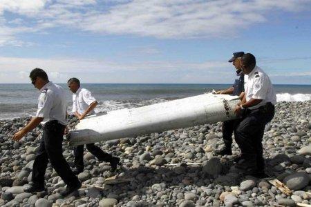 العثور على حطام الطائرة الماليزية المفقودة