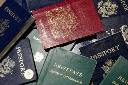 ألوان جوازات السفر وأسبابها