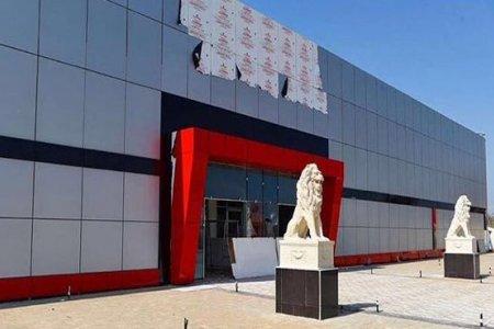 افتتاح السوق الصيني في أم القيوين بالإمارات