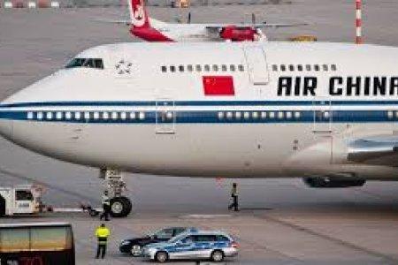 طائرة صينية تعود للمطار بعد إقلاعها بسبب فجوة في محركها