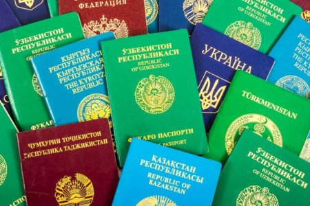 معايير اختيار الوان جوازات السفر حول العالم