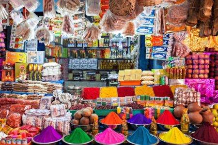 اسواق شعبية في الهند