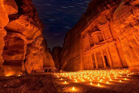 اماكن السفر إلى الأردن