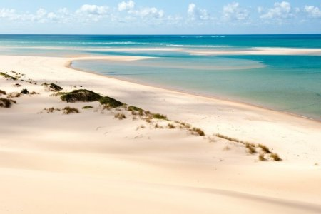 شواطئ افريقية