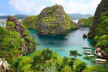 اجمل 10 جزر سياحية حول العالم