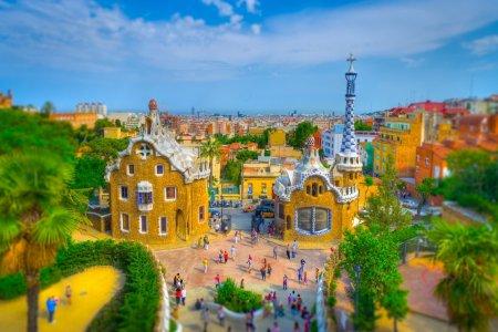 حديقة جويل بارك برشلونة