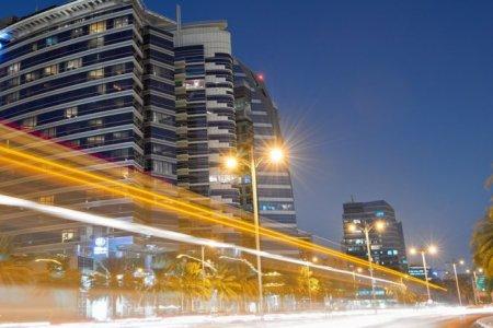 فندق هيلتون دبي كريك