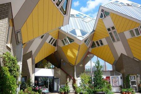 اغرب مباني معماريه حول العالم