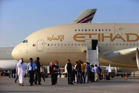 الاتحاد للطيران ثاني افضل شركة طيران لعام 2017