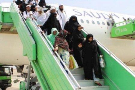 الخطوط السعودية تبدا الخطة التشغيلية لموسم حج 2017