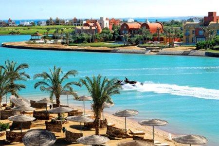شواطئ السياحة في مصر