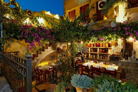 مطاعم اليونان
