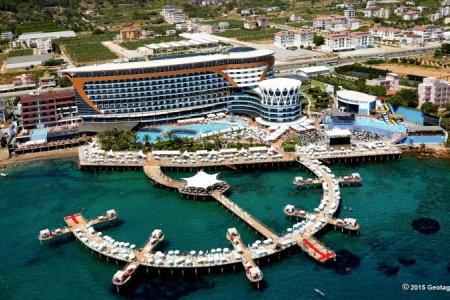منتجع الانيا - السفر الى تركيا
