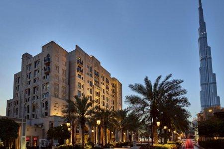 منزل وسط المدينة في دبي