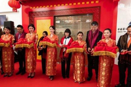 افتتاح مركز خدمة طلبات التأشيرة الصينية في دبي
