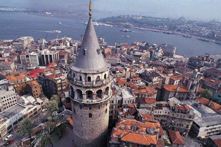برج غلطة أهم المعالم السياحية في اسطنبول
