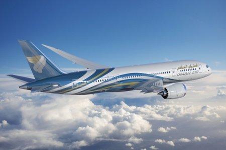 الطيران العماني يفوز بلقب افضل طيران في أوروبا وأفريقيا والشرق الاوسط