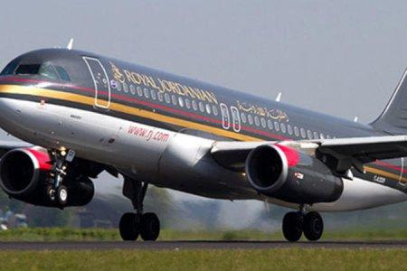 الخطوط الملكية الاردنية تفوز بجائزة افضل شركة طيران إقليمي رئيسية