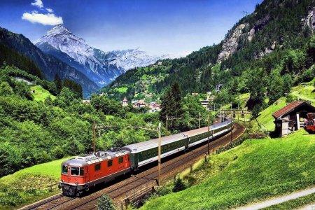 نصائح السفر بالقطار في اوروبا