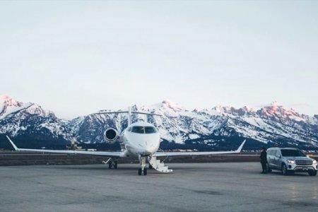 خدمة التزلج بالهليكوبتر اعلى كولورادو