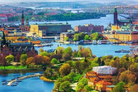 السياحة في السويد واجمل ما بها