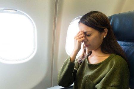 الآثار الجانبية للطيران