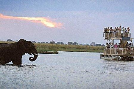 اجمل 4 وجهات سياحية في بتسوانا