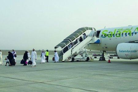 طيران السلام يطلق رحلات يومية إلى دبي بـ 49 ريال عماني