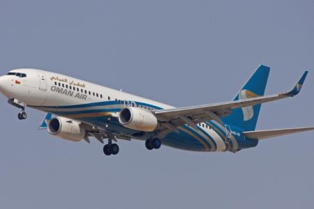 الطيران العماني أفضل سوق تجزئة على متن الطائرة في 2017