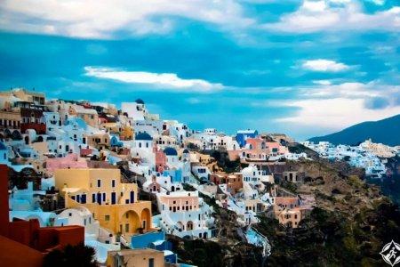 مدينة اليونان