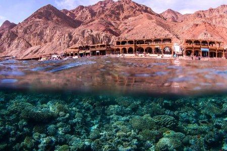 انتعاش السياحة فى مدن جنوب سيناء